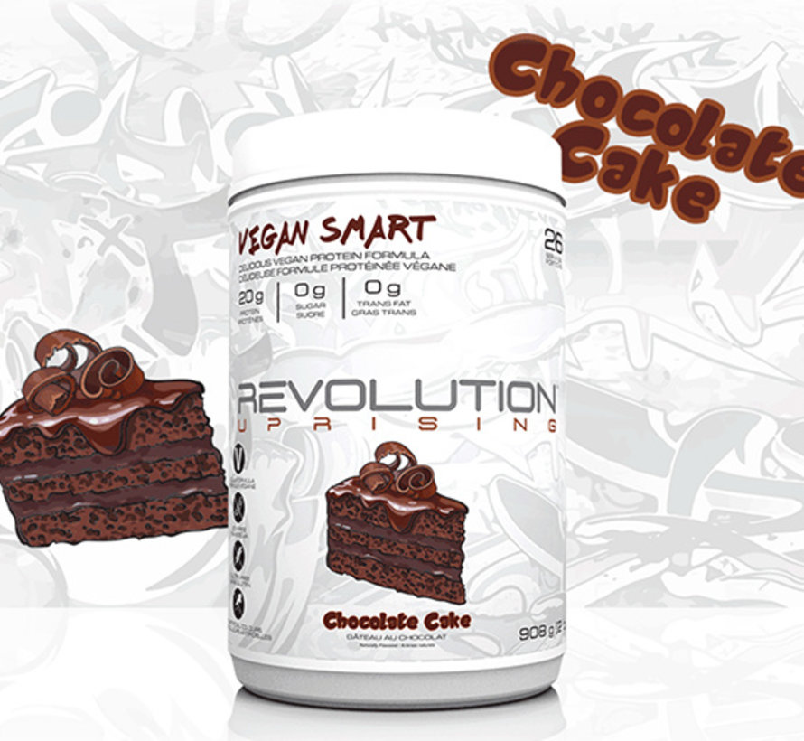 Revolution Uprising Vegan Smart 2lb (2 saveurs disponibles)