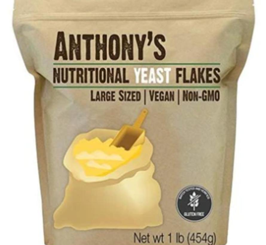 Flocons de levure nutritionnelle 454g
