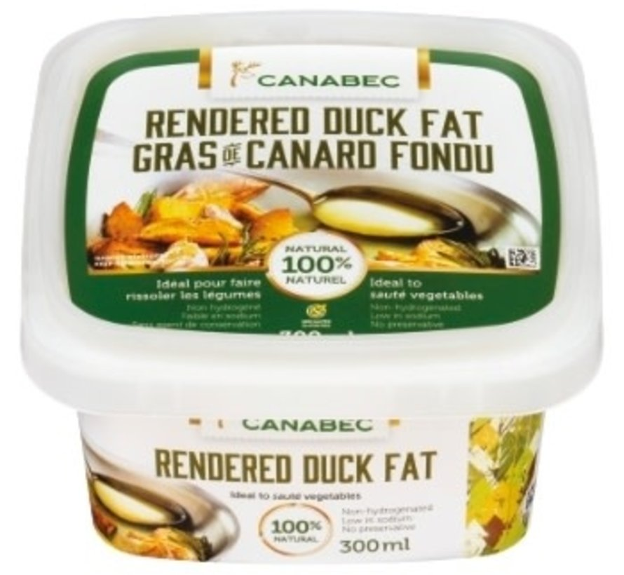 Gras de canard fondu, 300ml