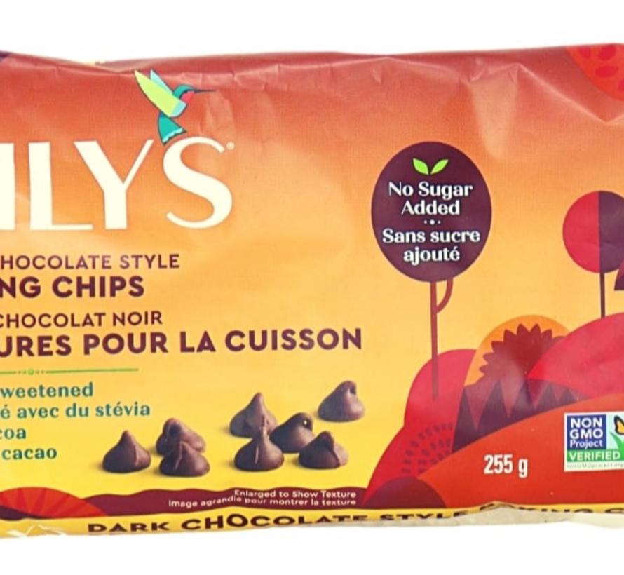 Brisures de chocolat noir Lily's pour la cuisson
