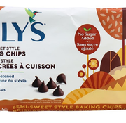 Lily's Brisures de chocolat mi-sucrées Lily's