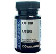 Synergenex Synergenex caféine 100 caps