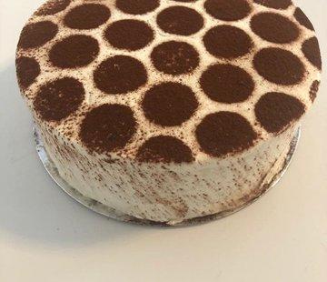 Perle D'or Gâteau Tiramisu Keto / Cétogène (6-8 personnes)