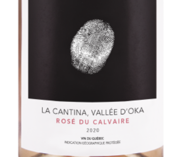 La Cantina Vin rosé LA CANTINA ROSÉ DU CALVAIRE (1g/L)