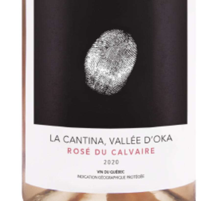 Vin rosé LA CANTINA ROSÉ DU CALVAIRE (1g/L)