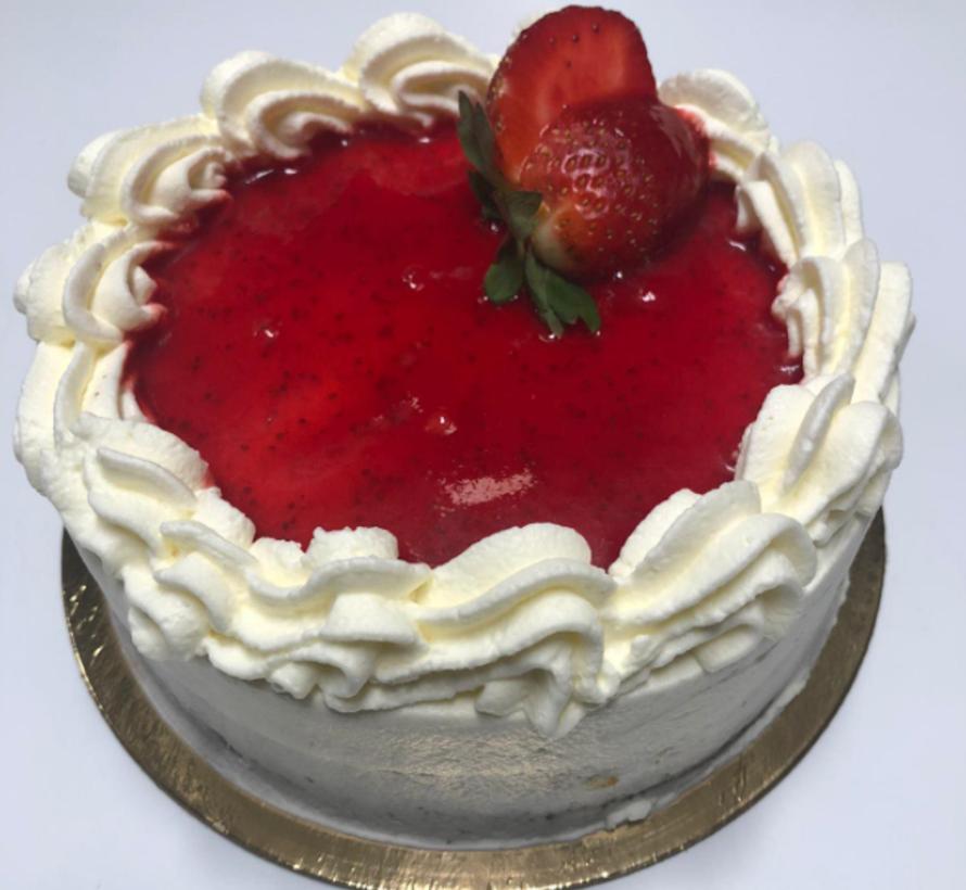 Cheese Cake Keto / Cétogène (6-8 portions)