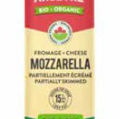 L'Ancêtre L'Ancêtre mozzarella 15%Mg sans lactose (200g)