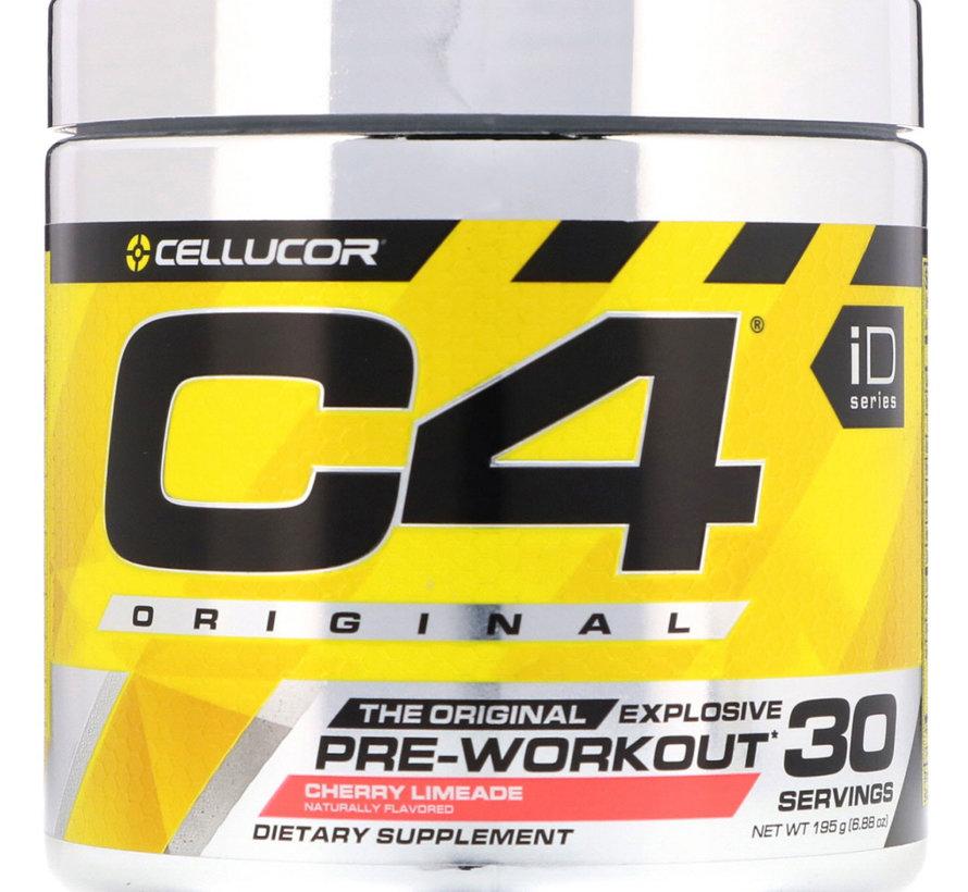 Cellucor C4 Original 195g (30 portions)