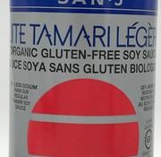 San-J Sauce Soya (Tamari) sans gluten bio (296 ml)