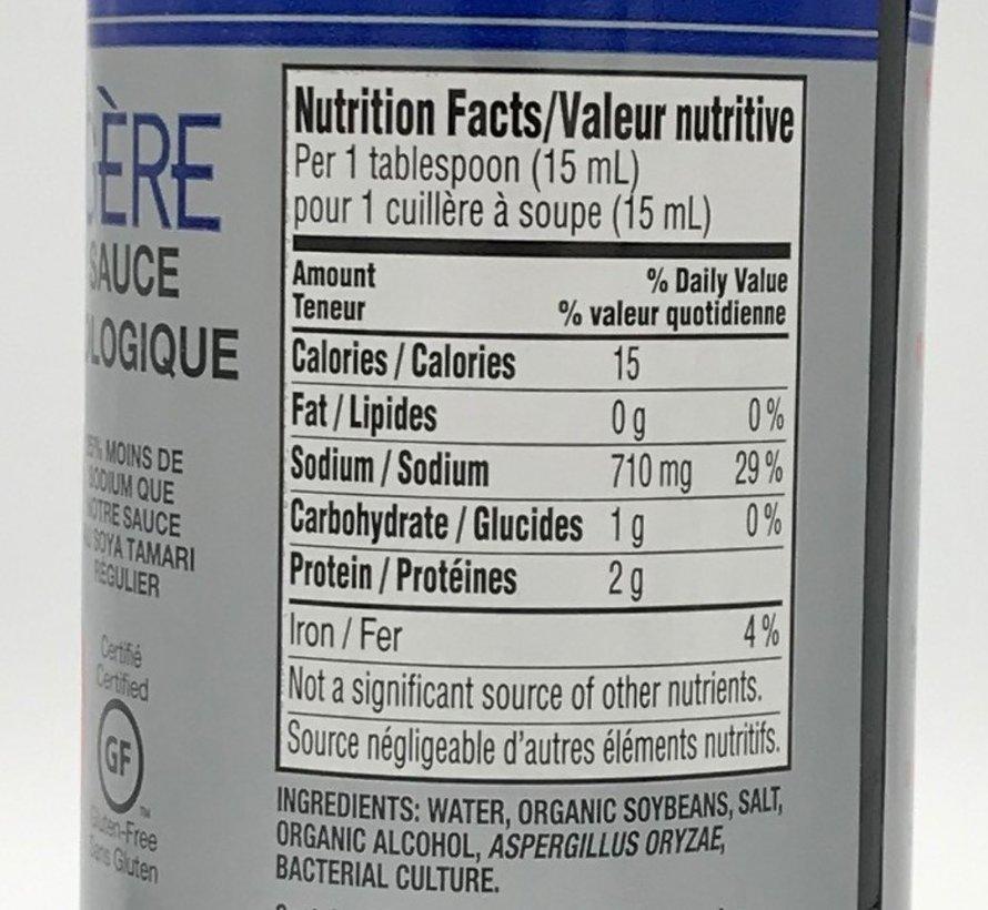 Sauce Soya (Tamari) sans gluten bio (296 ml)