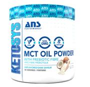 ANS Poudre d'huile MCT avec fibre prébiotique, 300g