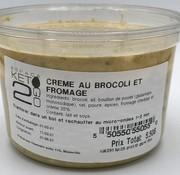 Keto2go Creme au brocoli et fromage Keto / Cétogène (glu: 4.0)
