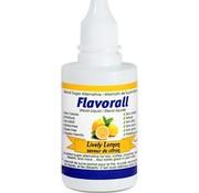 Flavorall Gouttes de stévia liquide Flavorall, saveur de citron - 50ml