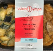 Cuisine sympa Cari de porc, Cuisine sympa (glu: 3.5)