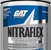 GAT GAT Nitraflex® 300g Blue Raspberry