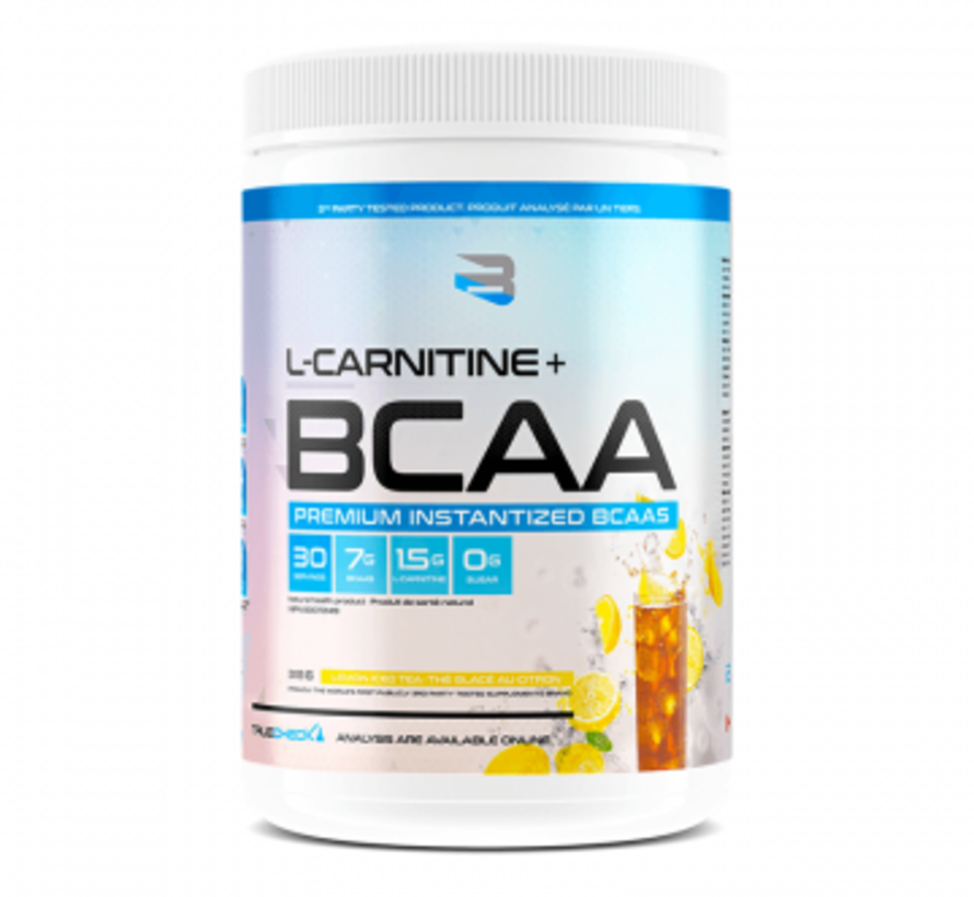 Believe BCAA Lemon iced tea  ( 30 servings)