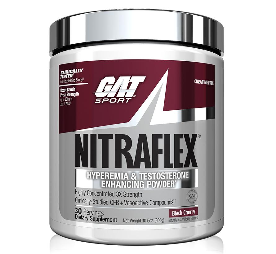 GAT Nitraflex® 300g Black cherry