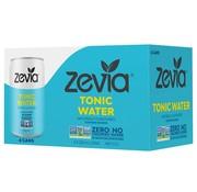 Zevia Zevia tonic water (caisse de 6)