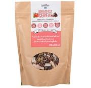 KZ Clean Eating Céréales pour petit déjeuner fraise et chocolat, 250g