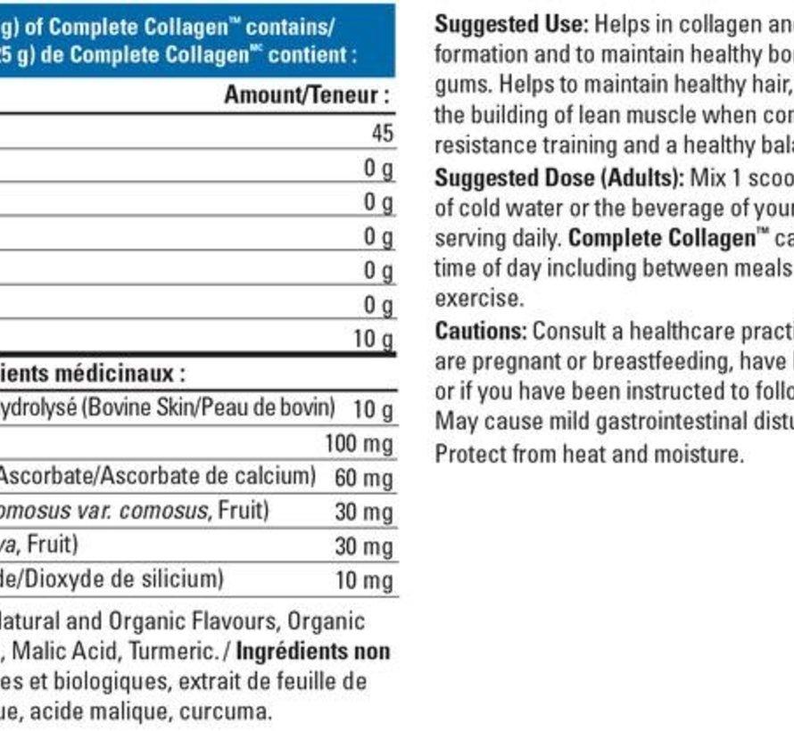 Collagène (Progressive) - 600g sans saveur