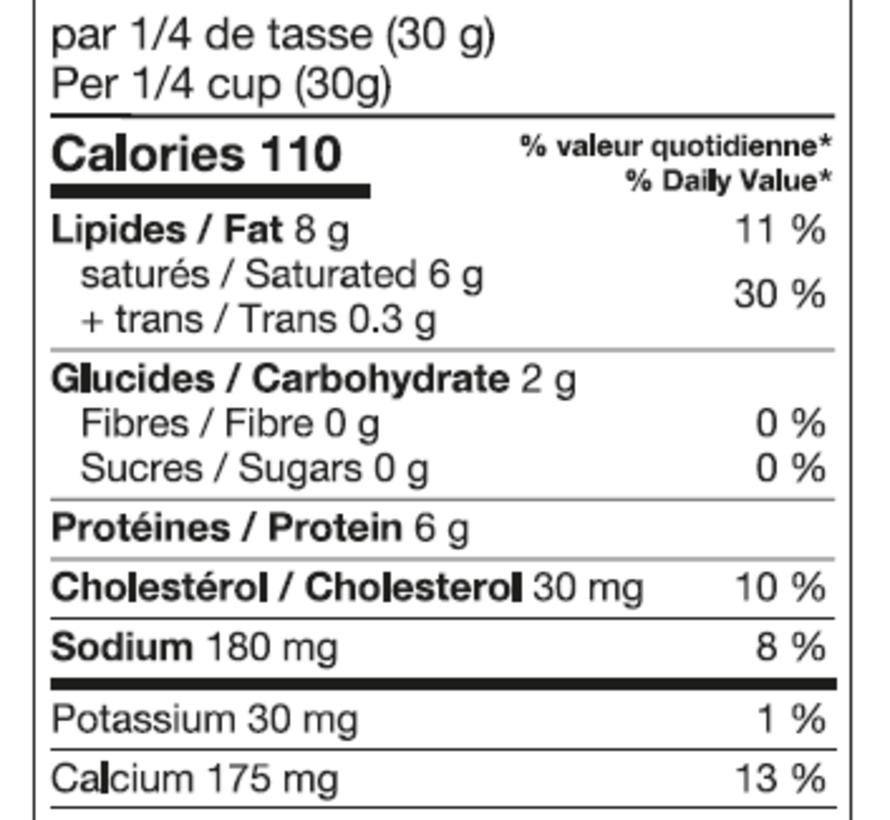 Fromage en grains bio (200 g)