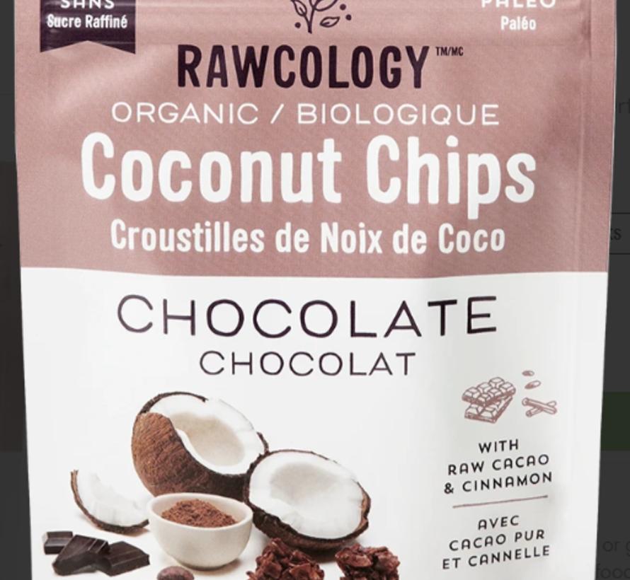 Croustilles de noix de coco (chocolat) 70 g