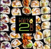 Keto2go Sushi variés Keto/Cétogène (8 morceaux)