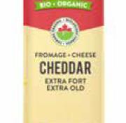 L'Ancêtre L'Ancêtre cheddar extra-fort sans lactose (200g)