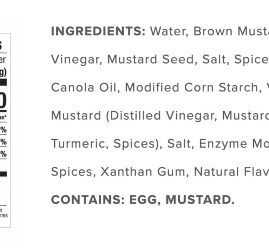 Sauce G Hughes, 4 saveurs - 490ml