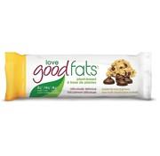 Love good fats barres collation (39g - Love good fats) pâte à biscuit/pépites choco.
