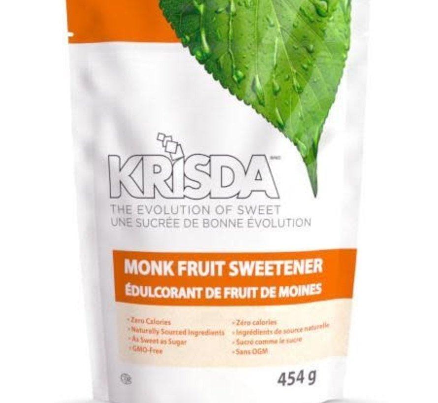 Krisda - mélange d'édulcorant de fruit de moines