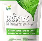 Krisda Krisda - mélange d'édulcorant de Stévia, 454g