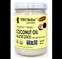 Huile de coco vierge biologique (500 ml)