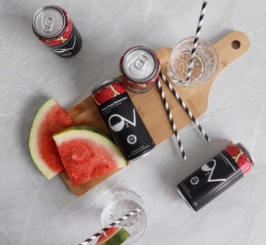 O2V - boisson pétillante alcoolisée O2V - boisson pétillante alcoolisée (2 saveurs disponibles)