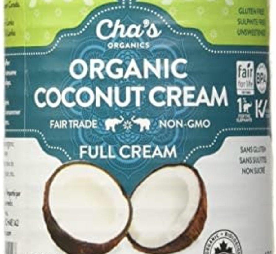 Crème de coco bio, 400ml