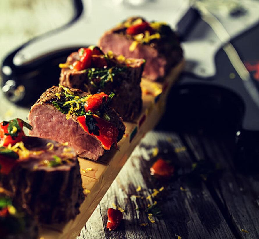 Filet de porc Chimichurri