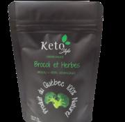 Keto Style Mélange Crème/Sauce brocoli et herbes Keto/Cétogène (28 g)