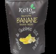 Keto Style Mélange gâteau pain aux bananes Keto / Cétogène (264 g)