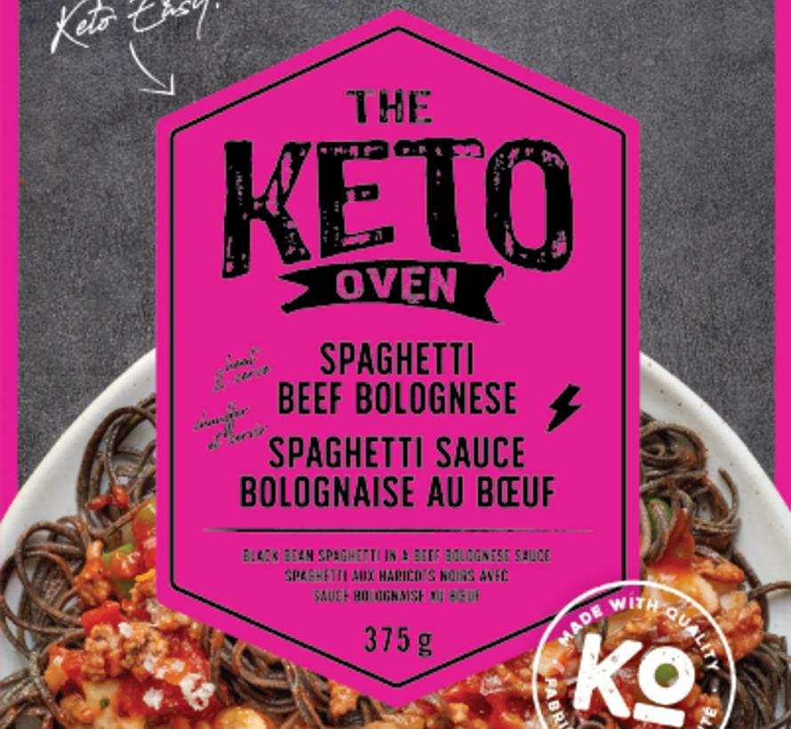 Spaghetti sauce bolognaise au boeuf, 375g