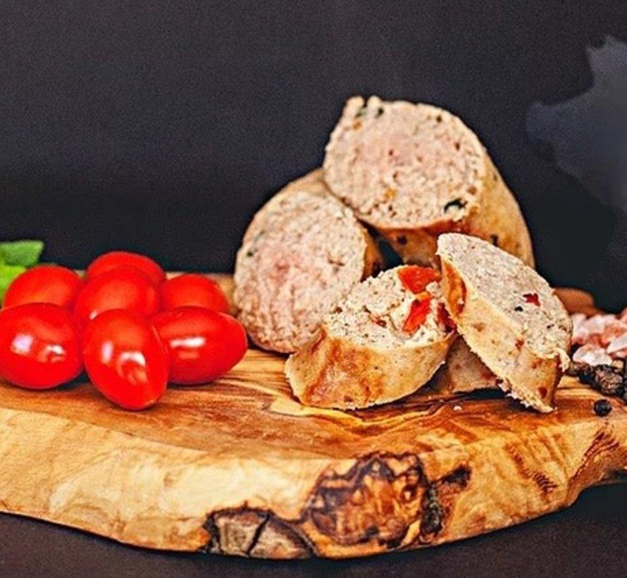 Saucisses artisanales - Sainte Saucisse