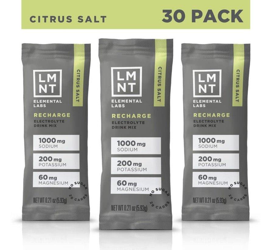 Supplément électrolytes LMNT (boîte de 30 unités)