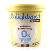 Enlightened Enlightened, Crème glacée (Gousse de vanille, 473ml)