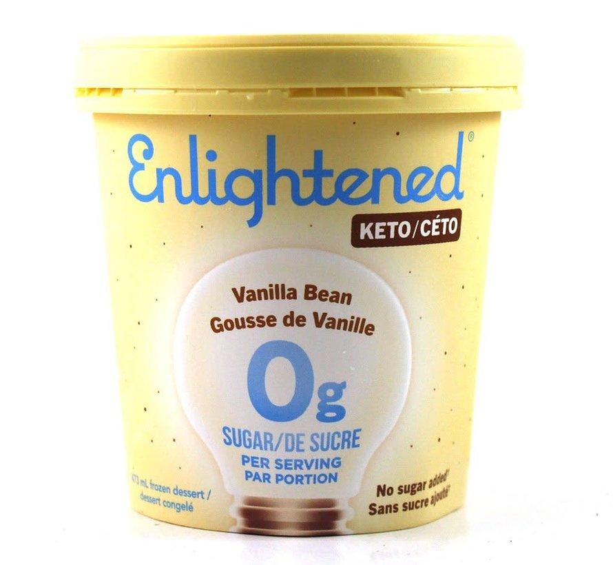 Enlightened, Crème glacée (Gousse de vanille, 473ml)