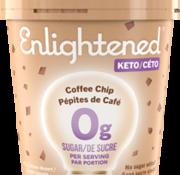 Enlightened Enlightened, Crème glacée (pépites de café, 473ml)