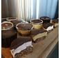 Petits gâteaux au fromage  et beurre d'arachide (4)