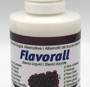 Flavorall Gouttes de stévia liquide Flavorall saveur raisin, 50ml
