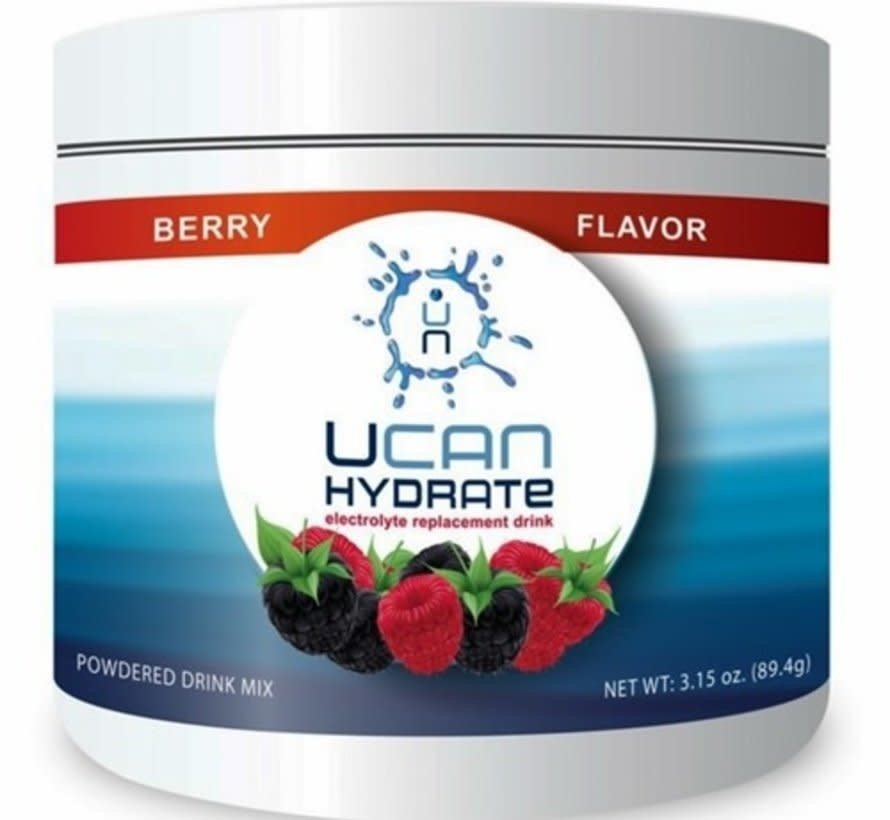 UCAN Hydrate, 30 portions