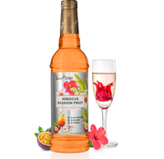 Skinny Syrups Skinny Syrups, 750mL Hibiscus passion fruité