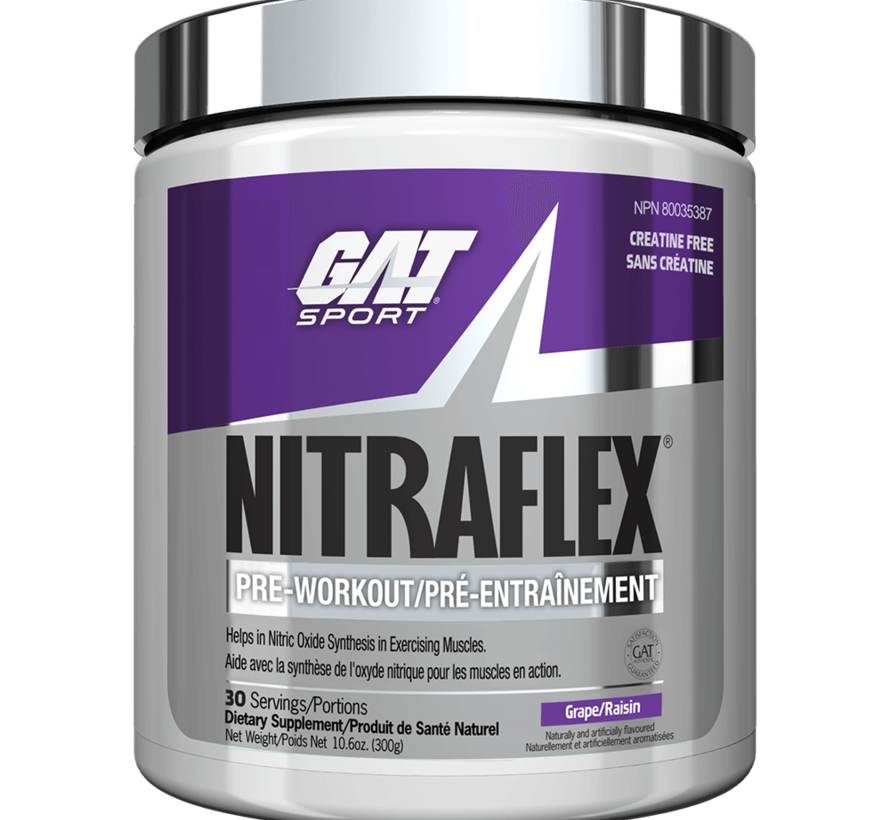 GAT Nitraflex® 300g Grape