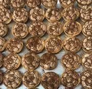 Perle D'or Tartelette au chocolat Keto (glu: 3,0 g)
